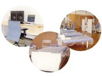 診断室 超音波検査 リラクゼーション